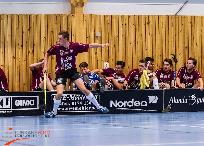 Alunda IBF - Rasbo IK 2012-11-02