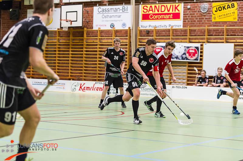 IBK Östhammar -  Stenhagens KK U 2012-12-08