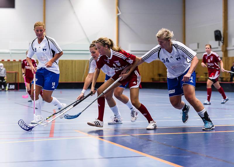 Alunda IBF - Gottsunda IBF 2012-12-11 Damer