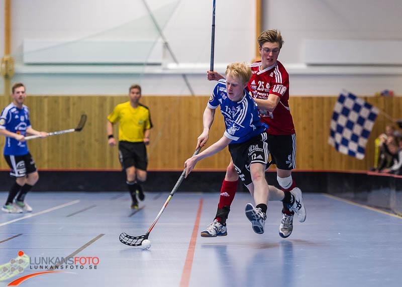 Alunda IBF - Björklinge BK 2012-12-14