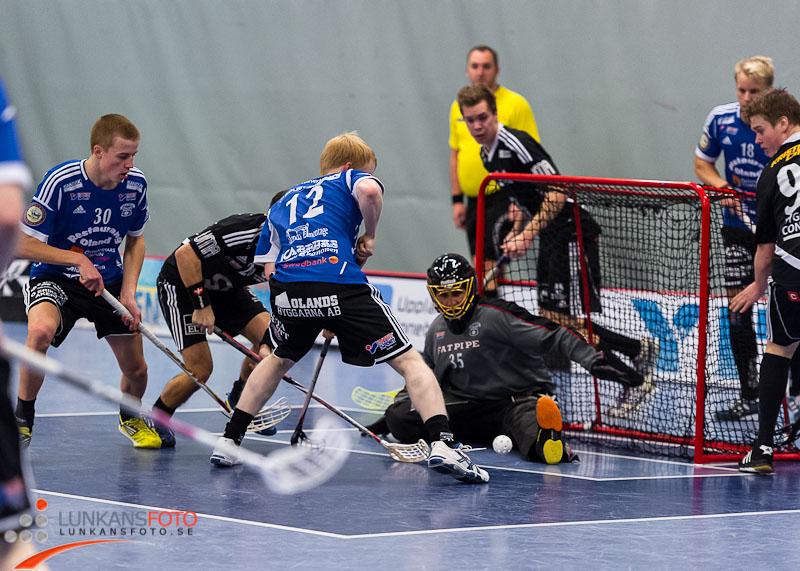 Björklinge BK - Alunda IBF  2012-12-17
